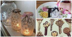Creative Ideas18 Whimsical Home Décor Ideas For People Who Love Vintage Stuff. - Creative Ideas