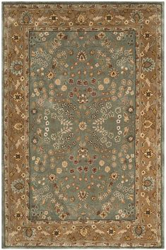 The Total Performance collection uses traditional designs with modern techniques to create a long lasting rug that is a welcomed addition to any room.
