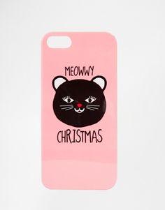 ASOS Meowwy Xmas iPhone 5 Case