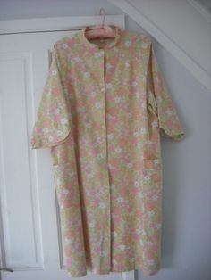 housecoat - my grandma rocked hers!