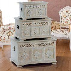 Hope Chest, Storage Chest, Decorative Boxes, Storage Ideas, Home Decor, Coffer, Decoration Home, Organization Ideas, Room Decor