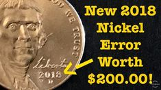 I show you how to find this valuable 2018 Error coin!