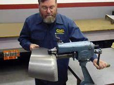 -> Awesome link in bio! Sheet Metal Tools, Sheet Metal Work, Iron Tools, Steam Bending Wood, Metal Bending, Sheet Metal Bender, Metal Fabrication Tools, Metalarte, English Wheel