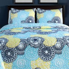 American Mills Spin 3 Piece Quilt Set