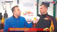 Entrevista al maestro Eduardo Aguilar a portas de la IX Copa Internacional Ciudad de Bogotá