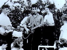 6th of july 1957 - the day when John Lennon met Paul McCartney for the very 1st time.