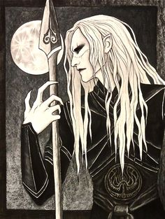 Prince Nuada of the Fey