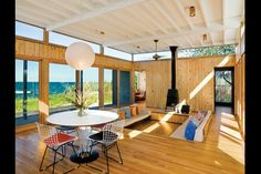 Fire Island Homes - Horace Gifford Architecture