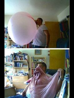 L'homme-bulle : | 21 personnes qui ont bien retenu leur leçon