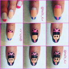 Print Tattoos, Photo And Video, Nails, Instagram, Finger Nails, Ongles, Nail, Sns Nails