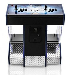 x arcade arcade2tv pedestal - http://www.the-tech-blog.com/x-arcade-arcade2tv-pedestal/