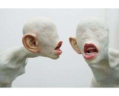 100 Grotesquely Surreal Sculptures - From Morbid to Sardonic These Sculptures are Unsettling (CLUSTER)