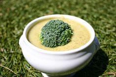 Recetas ligeras: crema de brocoli