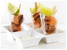 Houd jij van vis? Dan moet je deze heerlijke gemarineerde zalmspiesjes zeker een keer uitproberen. Het recept vind je hier: http://www.xenos.nl/recepten/gemarineerde-zalmspiesjes