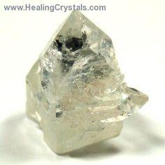 Apophyllite - Clear Apophyllite Pyramids (India)- Apophyllite - Healing Crystals