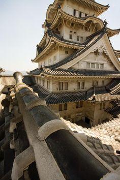 Himeji Castle in #Japan