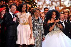 Proof That Michelle Obama Really Turns It Out At Christmastime | Huffington Post