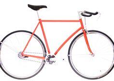 Hattara – E – Hybrid Urban Cycling, Bicycle, Red, Bike, Bicycle Kick, Bicycles