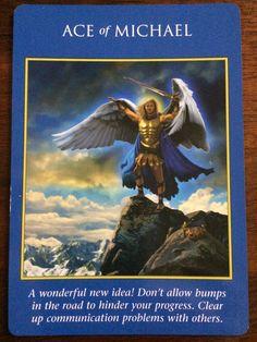 Archangel Power Tarot Cards – Readings by Michele Atlantis, Angel Guidance, Spiritual Guidance, My Guardian Angel, Doreen Virtue, Berlin, Angel Cards, Oracle Cards, St Michael