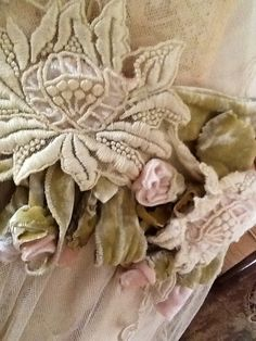 Antique embroidery !!!!