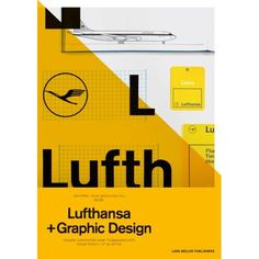 Lufthansa and Graphic Design-Visual History of an Airplane