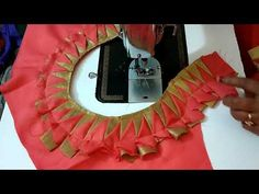 Style Blouse Beck Neck Designs Cutting and Stitching - YouTube
