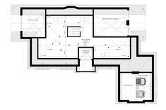 Projekt domu Rezydencja Parkowa - 258,96 m2 - koszt budowy 374 tys. zł My House Plans, Bungalows, Home Fashion, Floor Plans, Exterior, How To Plan, House Styles, Craftsman Bungalows, Outdoor Spaces
