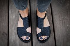 10 Sale Uma Black Braided Leather Sandals Black Sandals by abramey, $190.00