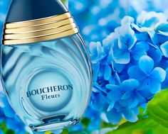 Boucheron's new fragrance New Fragrances, Product Launch, How To Get, Bottle, Floral, Inspiration, Joy Of Life, Flowers, Biblical Inspiration