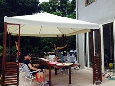 Studio Kitchen, Civil Engineering, Graphic Patterns, Balcony, Terrace, Picnic, Patio, Interior, Outdoor Decor