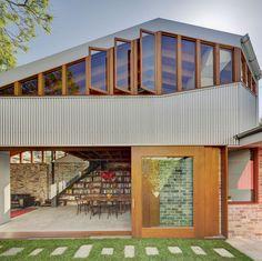 Cowshed House - carterwilliamson architects   Award Winning Sydney Architect
