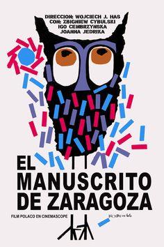 El Manuscrito de Zaragoza owl poster