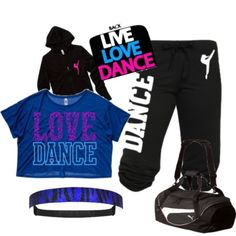 Activewear Apparel has a ton of clothing options for girls sports, including dance, equestrian, even roller derby