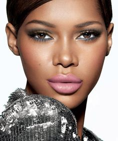 Myth: Pastel makeup doesn't look right on dark skin tones, 5 African American Makeup Myths, Debunked