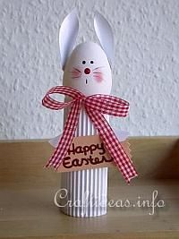 Craft Patterns - Bunny accessories for Tube Bunny