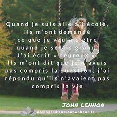 cool Citation - La citation inspirante du jour bonheur citationdujour nosingredientsdubonheur in...
