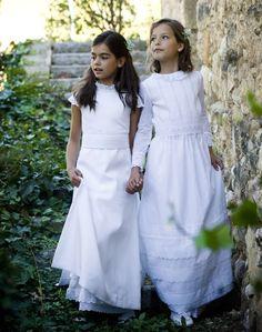 Vestidos de Primera Comunión de Teresa Palazuelo   Fiestas y Cumples