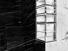 Saint Laurent Paris, Saint Laurent Store, Store Concept, High Street Stores, Ysl, Saints, Abstract, Artwork, Commercial