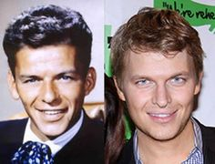 I'm pretty sure Woody Allen is not his Dad.  Ronan Farrow and Frank Sinatra. Can you say love child!
