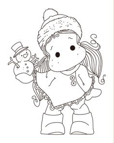 Look what I found on AliExpress Coloring For Kids, Adult Coloring Pages, Coloring Books, Copic Markers Tutorial, Scrapbooking Photo, Creepy Drawings, Christmas Drawing, Christmas Coloring Pages, Kid Character