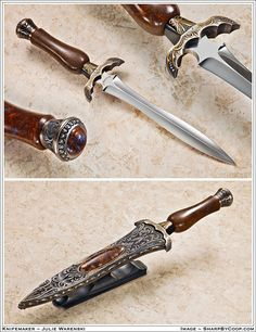 Knifemaker Julie Warenski,  Photos SharpByCoop • Gallery of Handmade Knives - Page 13