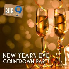 New Year's Eve & Countdown Party! Greet 2015 in style with the best view in town at BAR9 & Poolside on the 9th floor.Stunning views of the New Year's fireworks in the heart of Bangkok await at THB 2,000++/person, with BAR9 Signature countdown drink and canapes included. On the 31st Dec, from 8 pm. to late.
