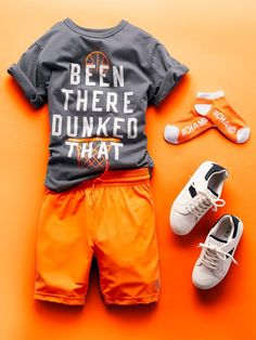 """""""Been there, dunked that"""" 