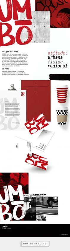 UMBÓ Design Studio Branding by Taciele Santos | Fivestar Branding Agency – Design and Branding Agency & Curated Inspiration Gallery