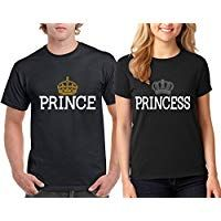 Falcon's Shop Prince and Princess Couple Goal Valentine's Day Special T-Shirts Tee Shirts 1 Valentine Day Special, Valentine Day Gifts, Valentines, Personalized Valentine's Day Gifts, Valentine T Shirts, Prince And Princess, Tee Shirts, Tees, Couple Goals