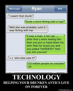 I wish I had the link to that video :( - funny demotivational poster