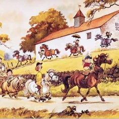 Thelwell- childhood memories