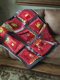 Donation for Firehouse quilts of Colorado