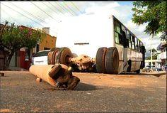 Não tarda para os nossos ônibus chegarem a essa situação  #UFCQuixada #trabalhodd #Yunit