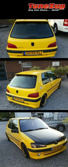 For sale on TuneZup: Peugeot 106 GTI